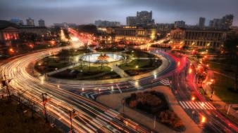 города, филадельфия,  сша, площадь, логана