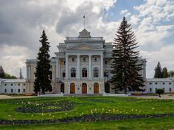 Усадьба Барятинских, Москва, Россия, здание, Марьино
