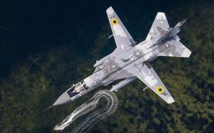 сухой су-24м, бомбардировщик, fencer, ввс украины