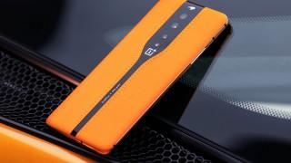 OnePlus Concept One обои для рабочего стола 3840x2160 oneplus concept one, бренды, - другое, лас, вегас, оранжевая, кожа, флагман, выставка, сes, 2020, concept, one, смартфон
