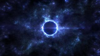 космос, арт, лучи, черная, дыра