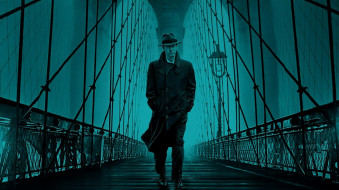 сиротский бруклин, постер, криминал, детектив, эдвард нортон