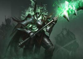 Mordekaiser, League Of Legends, Fan Art