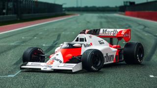 1984 McLaren MP4-2, Ники Лауда