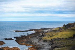 полуостров рыбачий, природа, побережье, россия, берег, море, рыбачий, полуостров
