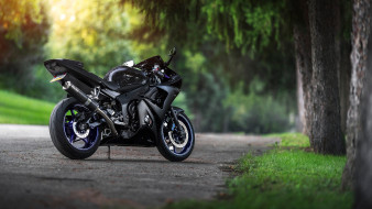 мотоциклы, yamaha, yzf-r6
