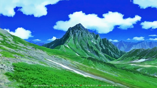 синий, небо, растение, зеленый, природа, пейзаж, облако, гора, 2020, calendar