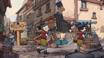 мультфильмы, disenchantment, разочарование, bean