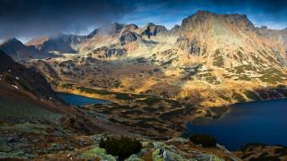 природа, горы, татры, польша