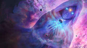 фэнтези, маги,  волшебники, волшебство, планеты, магия, третий, глаз