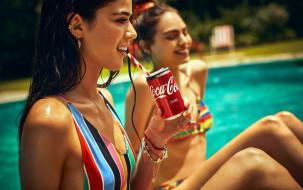 обои для рабочего стола 1920x1205 бренды, coca-cola, напиток