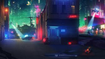 видео игры, cyberpunk 2077, cyberpunk, 2077