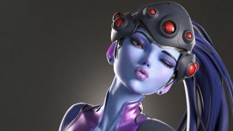 Overwatch, Widowmaker, Девушка