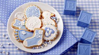еда, пирожные,  кексы,  печенье, печенье