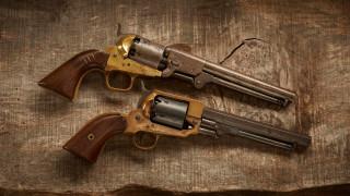 Spiller Burr, Griswold Gunnison, Револьверы Конфедеративных Штатов Америки