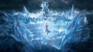 мультфильмы, frozen ii, эльза, frozen, 2, холодное, сердце