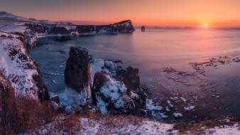 природа, побережье, японского, моря, россия