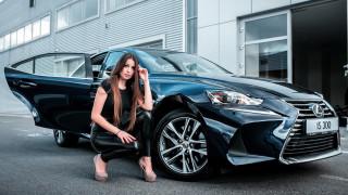 автомобили, -авто с девушками, lexus, юлия, сергеева