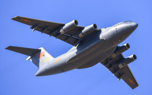 ввс армии народного освобождения, ввс китая, военные самолеты, военно-транспортный самолет, китайский