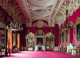 обои для рабочего стола 1920x1407 интерьер, дворцы,  музеи, лепнина, портреты