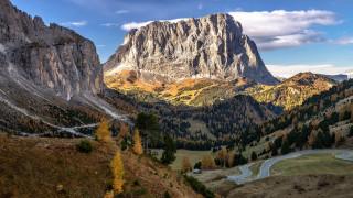 обои для рабочего стола 1920x1080 природа, горы, доломитовые, альпы