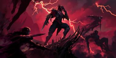Legends of Runeterra, Zed, Ниндзя