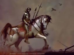 2020, животное, конь, лошадь, всадник, человек, calendar