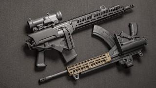 оружие, автоматы, iwi, ace