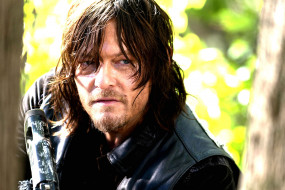 кино фильмы, the walking dead, norman, reedus