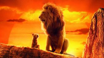 кино фильмы, the lion king , 2019, the, lion, king, король, лев