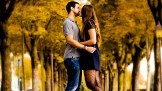 разное, мужчина женщина, влюбленные, поцелуй