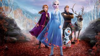 мультфильмы, frozen ii, холодное, сердце, 2, эльза, frozen
