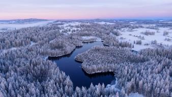 природа, реки, озера, сэньлежье, швейцария