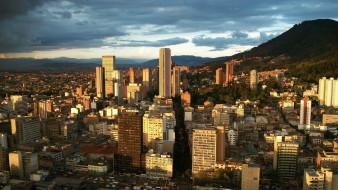 bogota, colombia, города, - столицы государств
