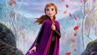 мультфильмы, frozen ii, frozen, 2, холодное, сердце, эльза