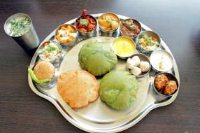 еда, салаты,  закуски, индийская, кухня, закуска