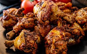 еда, мясные блюда, ножки, куриные