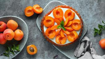 еда, персики,  сливы,  абрикосы, абрикосы