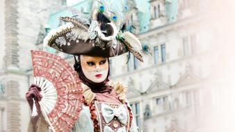 карнавал, венецианский