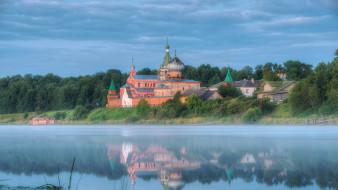 Старая Ладога, Никольский монастырь