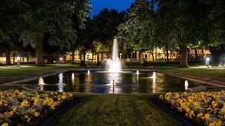 города, - фонтаны, фонтан