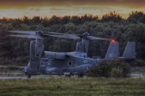 авиация, экспериментальные самолёты, bell, v-22, osprey, конвертоплан