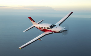 piper pa-46, авиация, лёгкие одномоторные самолёты, piper, pa-46, легкие, самолеты, авиарейсы, малая