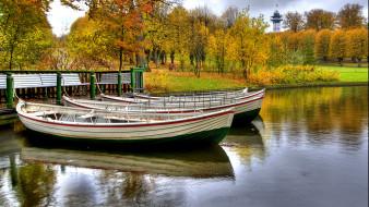 обои для рабочего стола 1920x1080 корабли, лодки,  шлюпки, лодка