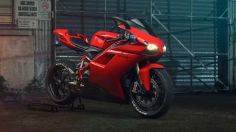 мотоциклы, ducati, 848, evo
