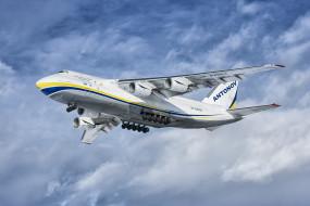 ан-124-100м, авиация, грузовые самолёты, тяжелый, дальний, транспортный, украина, окб, антонов