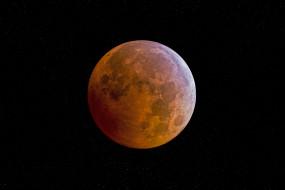 космос, луна, лунное, затмение, 2014