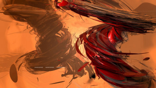 3д графика, абстракция , abstract, вихри, торнадо