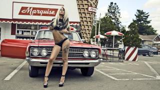автомобили, -авто с девушками, sheila, nastazio