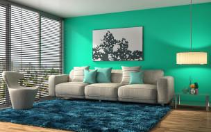 диван, кресло, подушки, гостиная